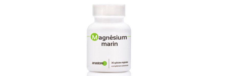Les bienfaits du magnésium marin dans l'organisme